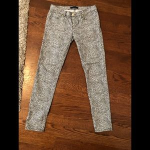 Juicy couture skinny pants